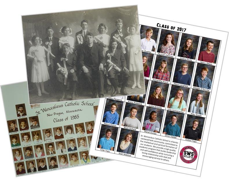 St. Wenceslaus Alumni Class of 1912