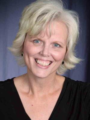 Joan May, B.S.