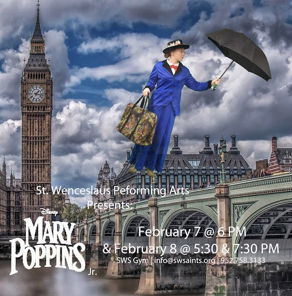 Mary Poppins, Jr.