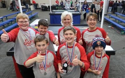 Lego League Regional Tournament