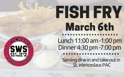 Fish Fry – Friday, March 6